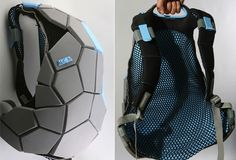 20+ Innovative and Unusual Backpack Designs 20+ Innovative and Unusual Backpack Designs (1) – The Fab Web