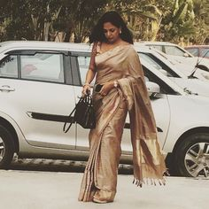 4 South Celebrities Who Will Inspire You to Wear More Sarees • Keep Me Stylish
