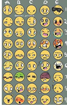 Stolen from CrayonSoup sorry shushy oAo itwastootempting So yeah guys give me an emoji and a character (of mine. When you want one of yours with one of mine you can do that too, with one or two emo...