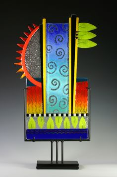I want it.  Don't you? Charlotte Arvelle Glass is in Illinois, so I may never get to visit in person--but you never know.