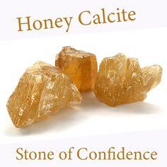 Honey Calcite Spiritual Properties: Stone of Confidence - Reiki Gem Wellness