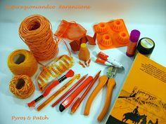 Pyros & Patch: #arancione ... is the color!