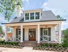 This Bungalow Home in Shreveport, Louisiana was custom designed and built by Vintage Construction Group inside the Traditional Neighborhood of Provenance 3026 Newberry - Vintage Construction Group