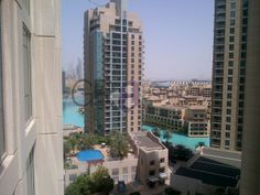 1 BR Apartment for RENT in Blvd Central 1 - with the best layout - AED 110000