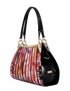 Rainbow Monica Large Leather Handbag 37f7555ef5605