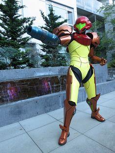 samus aran armor - Google Search