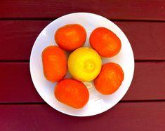 20 Uses for orange peels!