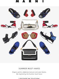 Summer Must-Haves | Free Express Shipping - Marni