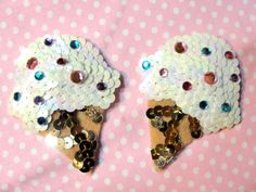 Ice Cream Cone Pasties