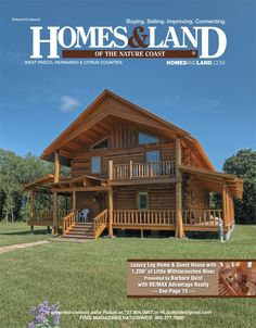 View the latest issue online of Homes & Land of the Nature Coast #homesandlandmagazine #realestate #homesforsale