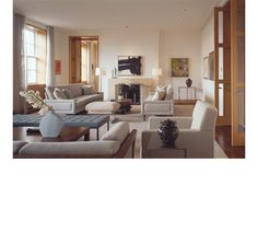 Mariette Himes Gomez interior design, New York