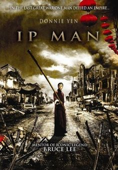 Synopsis: Ip Man is an action packed martial arts film based on the life of the grandmaster of the martial art Wing Chun and teacher to the widely influential and acclaimed martial artist Bruce Lee.Starring: Donnie Yen, Simon Yam