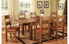 Rustic Oak Small Extending Dining Table (140-200cm Butterfly leaf) is skillfully designed to provide a conventional to the house. More details: http://solidwoodfurniture.co/product-details-oak-furnitures-3099-rustic-oak-small-extending-dining-table-cm-butterfly-leaf-.html