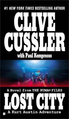 Lost City (The NUMA Files) by Clive Cussler http://www.amazon.com/dp/0425204197/ref=cm_sw_r_pi_dp_dilwwb100V0BF