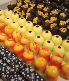 Handmade organic chocolates by Arctic Choc, Finland - www.arcticchoc.com