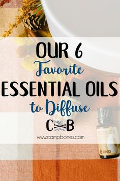 Our Six Favorite Essential Oils to Diffuse from Rocky Mountain Oils