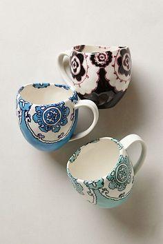 Adorable mug set