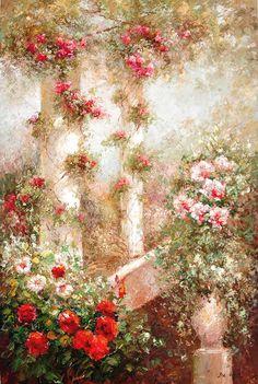 Perhaps a fairy garden?