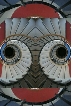 still having fun with my wokplace's stairs by jili'm, via Flickr
