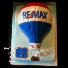 Remax cake.