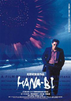 Hana-bi (1997) ~ Lion d'Or de la 54ème Mostra de Venise.
