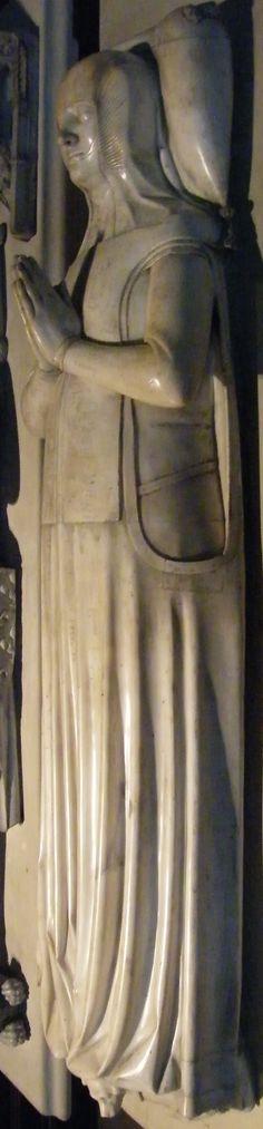 Marguerite de Flandre, 1382, France, Paris - St Denis…