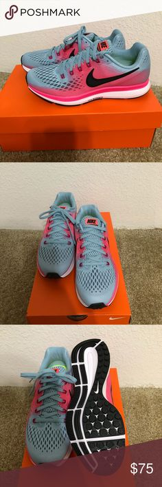 ❌Will Take Any Offer❌ Nike Air Zoom Peagasus Running Shoes! Brand new! Full box! Will consider any offer but no low balling please Nike Shoes Athletic Shoes
