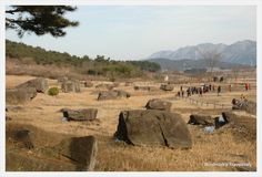 고인돌 선사마을로의 시간여행지 세