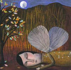 Laura Berni. Asleep 2011 (tapirulan)