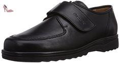 Ganter  ERIC, Weite I, pantoufles hommes - Noir - Noir (0100), 39 EU - Chaussures ganter (*Partner-Link)