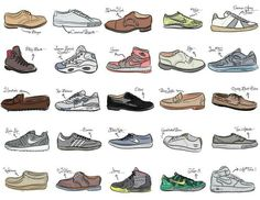 Ideas Sneakers Drawing Character Design References For 2019 Sneakers Sketch, Sketches Tutorial, Poses References, Drawing Clothes, Drawing Of Shoes, Character Design References, Manga Drawing, Comic Drawing, Drawing Techniques