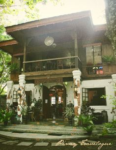 Pinay Travelogue: The Opulence of the Manilay Ancestral House
