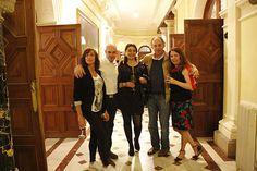 Foto a petición en la gala Cinegourland 2012