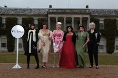 The Alternative Hen Night: Vintage At Goodwood