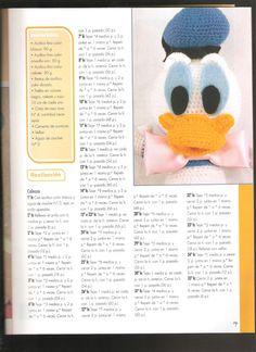 Häkeln Disney Baby Donald My Projects Crochet Free Pattern