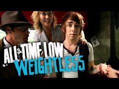 (All Time Low - Weightless) This is my official New Year's song. Listen guys, it'll become yours too. :)