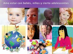 """Bebés, niños, childs, children,babies  """"Quien no aprende de los niños es cierto que no aprenderá nada de los mayores"""" """"Aléjate de la sabiduría que no llora, la filosofía que no ríe y la grandeza que no se inclina ante los niños"""" """"Los niños tienen derecho a ser oídos ya que son los hombres y mujeres del mañana. Escúchalos""""  """"La palabra progreso no tiene ningún sentido mientras haya niños infelices"""""""