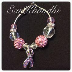 🎗💗🎗 Breast Cancer Awareness 🎗💗🎗 www.eBay.com/usr/EarKhandhi #Fighter #Survivor #Supporter