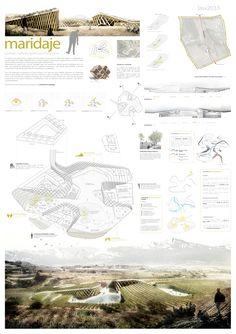 Maridaje 1er premio Concurso paisaje, arquitectura y vino