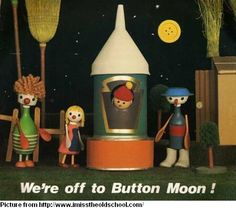 Button moon - one of my favourite kids programmes.
