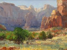 Zion Group by Kathryn Stats - Greenhouse Gallery of Fine Art