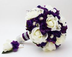 Purple & Lavender Real Touch Calla Lily by SongsFromTheGarden