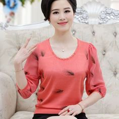 womens blouses for spring summer ladies 2016 fashion chiffon shirt loose big yards exquisite workmanship beaded tops