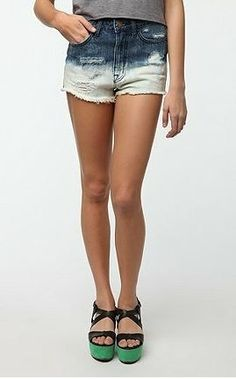 Urban Outfitters BDG High Rise Cheeky Short.