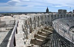 Arles Roman Arena - see website for more photos