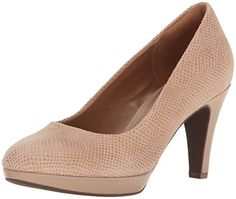 Clarks Womens Brier Dolly Dress Pump * Continue to the product at the image link. (This is an Amazon affiliate link)