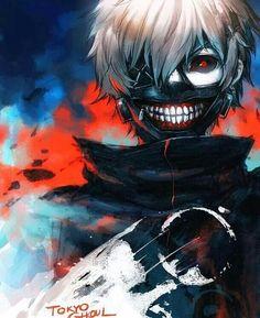 Kaneki ☆  Tokyo Ghoul ☆