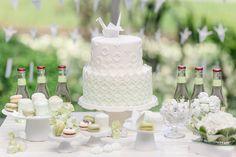 Frühlingshochzeit im Gewächshaus mit DIY Origami | Hochzeitsblog - The Little Wedding Corner Fotos: Kathrin Hester