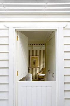 beach cottage dutch door