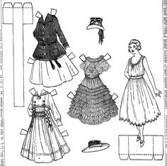 August 13, 1916.  With the addition of these dresses, VILA is ready for any occasion.